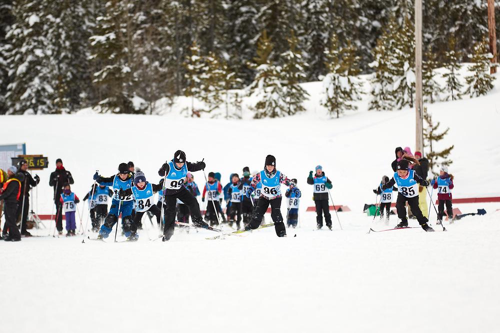 Yukon XC Ski Sprints took place Saturday February 27, 2021 in the Stadium near the Canada Games Centre in Whitehorse, Yukon.