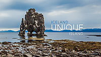 A TRIP AROUND ICELAND<br /> In Iceland Unique Island, bestselling author and photographer, Kristján Ingi Einarsson, presents a series of magnificent images of Iceland that take us all around Iceland to popular destinations as well as to hidden treasures. We travel with him from the harsh seashore up to highlands, through green valleys, near erupting volcanos to small villages where the people live alonside the rough forces of nature.  <br /> <br /> Geoscientist, writer and member of parliament, Ari Trausti Guðmundsson, guides us around the island of ice and fire with interesting and informative facts about every image.