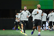 2018.12.07 MLS Cup Training Sessions