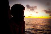 Likuliku Lagoon Resort, Malolo Island, Mamanucas, Fiji (Not Model Released, editorial use only)