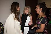 MARIA BAIBAKOVA; LADY MYNERS; PRINCESS ALIA AL SENUSSI,  Mat Collishaw, The Centrifugal Soul, BLAIN SOUTHERN, London. 6 APRIL 2017