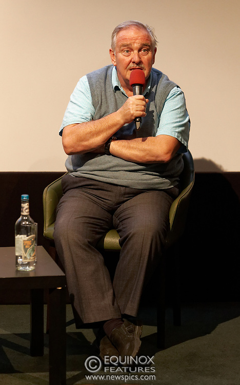 London, United Kingdom - 26 February 2019<br /> DrugScience founder chair, Professor David Nutt, at the screening of film, Magic Medicine at the Regent Street Cinema, Marylebone, London, England, UK. The film follows volunteers receiving experimental treatment with psilocybin, the active ingredient in magic mushrooms, to see if it can help treat long-term depression. DrugScience is a charity researching the medical uses of psychoactive drugs. The film was followed by a Q&A with Professor David Nutt founding chair of DrugScience and Head of the Neuropsychopharmacology Unit in the Centre for Academic Psychiatry in the Division of Brain Sciences, Dept of Medicine, Hammersmith Hospital, Imperial College London. Professor Nutt was formerly chair of the Advisory Council on the Misuse of Drugs.<br /> (photo by: EQUINOXFEATURES.COM)<br /> Picture Data:<br /> Photographer: Equinox Features<br /> Copyright: ©2019 Equinox Licensing Ltd. +448700 780000<br /> Contact: Equinox Features<br /> Date Taken: 20190226<br /> Time Taken: 21052632<br /> www.newspics.com