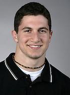 Football all-star Matt Moretto. Dec. 13, 2006.