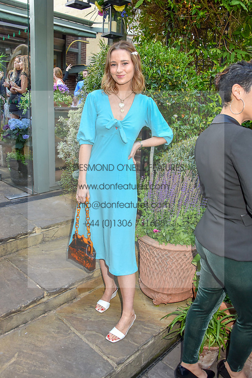 Kelly Eastwood at The Ivy Chelsea Garden Summer Party ,The Ivy Chelsea Garden, King's Road, London, England. 14 May 2019. <br /> <br /> ***For fees please contact us prior to publication***