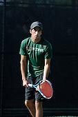 9/22/11 Men's Tennis Action Photo Day