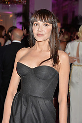 ANNABELLE NEILSON at the QBF Spring Gala in aid of the Red Cross War Memorial Children's Hospital hosted by Heather Kerzner and Jeanette Calliva at Claridge's, Brook Street, London on 12th May 2015.