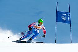 JAMBAQUE Solene, FRA, Giant Slalom, 2013 IPC Alpine Skiing World Championships, La Molina, Spain