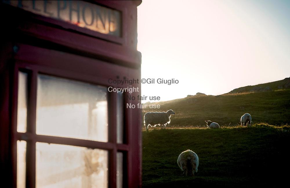 United Kingdom, Scotland, Shetland islands, region of Northmavine, North Mainland // Royaume Uni, Écosse, Îles Shetland, région Northmavine,