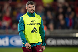 December 30, 2018 - Limerick, Ireland - Sammy Arnold of Munster during the Guinness PRO14 match between Munster Rugby and Leinster Rugby at Thomond Park in Limerick, Ireland on December 29, 2018  (Credit Image: © Andrew Surma/NurPhoto via ZUMA Press)