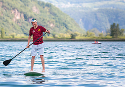 22.05.2017, Kalterer See, Kaltern, ITA, OESV, Nordische Kombinierer, Trainingskurs Kaltern, im Bild Bernhard Gruber // during a Trainingscamp of Austrian Nordic Combined Team at the Kalterer Lake, Kaltern, Italy on 2017/05/22. EXPA Pictures © 2017, PhotoCredit: EXPA/ JFK