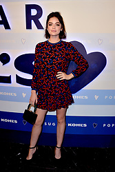 September 12, 2018 - New York, NY, USA - September 12, 2018  New York City..Lucy Hale attending the POPSUGAR and Kohl's launch event on September 12, 2018 in New York City. (Credit Image: © Kristin Callahan/Ace Pictures via ZUMA Press)