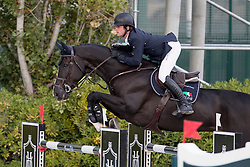 Kenny Darragh, IRL, Go Easy de Muze<br /> Longines Cup of the City of Barcelona<br /> Furusiyya FEI Nations Cup Jumping Final - Barcelona 2016<br /> © Hippo Foto - Dirk Caremans<br /> 25/09/16