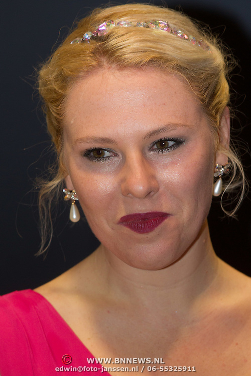 NLD/Amsterdam/20151015 - Televizier gala 2015, Coosje Smid