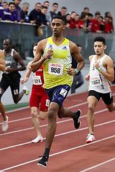 BU Terrier Indoor track meet<br /> Sam Ellison, BAA, 800m