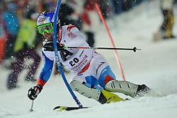 24.01.2012, Planai, Schladming, AUT, FIS Weltcup Ski Alpin, Herren, Slalom 1. Durchgang, im Bild Markus Vogel (SUI) // Markus Vogel of Switzerland during the first run of the FIS Alpine Skiing World Cup mens slalom race, Schladming, Austria on 2012/01/24. EXPA Pictures © 2012, PhotoCredit: EXPA/ Sandro Zangrando