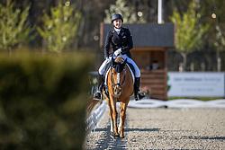Fancello Iliana, ITA, Abloom Dew-Drop<br /> CDI 3* Opglabeek 2021<br /> © Hippo Foto - Dirk Caremans<br /> 24/04/2021