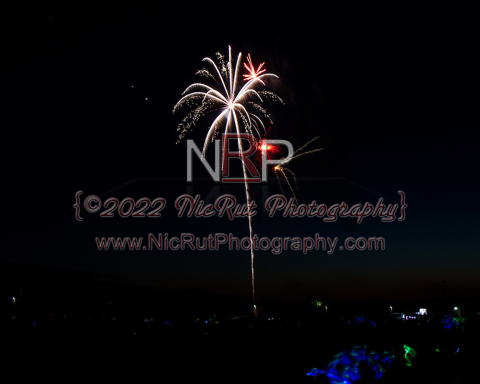 Mustang, Oklahoma celebrates Independence Day with a bang a week before everyone else.