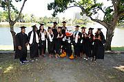 2009 Miami Hurricanes Graduation Group Photo