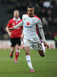 Milton Keynes Dons' Dele Alli  - Photo mandatory by-line: Joe Meredith/JMP - Mobile: 07966 386802 - 07/02/2015 - SPORT - Football - Milton Keynes - Stadium MK - MK Dons v Bristol City - Sky Bet League One