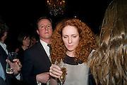 DAVID CAMERON; Rebekah Wade<br /> , Book launch for Citizen by Charlie Brooks. Tramp. London. 1 April  2009