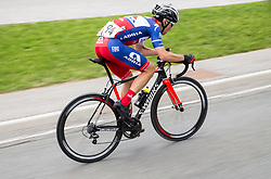Ziga Groselj (SLO) of KK Adria Mobil during Stage 3 of 24th Tour of Slovenia 2017 / Tour de Slovenie from Celje to Rogla (167,7 km) cycling race on June 16, 2017 in Slovenia. Photo by Vid Ponikvar / Sportida