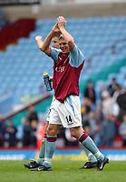 2003-05-03<br />Barclaycard Premiership<br />Aston Villa v Sunderland<br /><br />ASTON VILLA'S MATCH WINNER MARCUS ALLBACK DURING TODAYS PREMIERSHIP GAME.<br />PIC BY DANIEL HAMBURY/SPORTSBEAT IMAGES