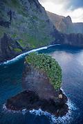 Huelo Island,North Shore, Molokai, Hawaii