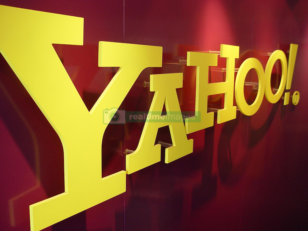 October 4,  2016.Yahoo secretly scanned millions of its users email accounts on behalf of US Intelligence, according to a Reuters report. (Credit Image: © Hui/Ropi via ZUMA Press)