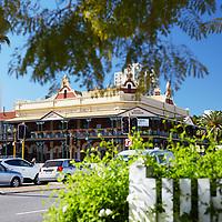 The Windsor Hotel in South Perth, Mends St Precinct