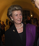 Mrs. John Lockwood, ( nee Countess Esterhazy ) Opening of Hungary's Heritage-Princely Treasures from the Esterhaxy Collection. The Gilbert collection. Somerset House. 25 October 2004. ONE TIME USE ONLY - DO NOT ARCHIVE  © Copyright Photograph by Dafydd Jones 66 Stockwell Park Rd. London SW9 0DA Tel 020 7733 0108 www.dafjones.com