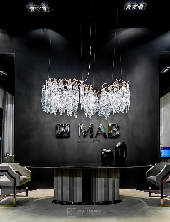 Фотосъемка стенда (компания MAB.PT) на выставке Maison et Objet 2019, Париж.