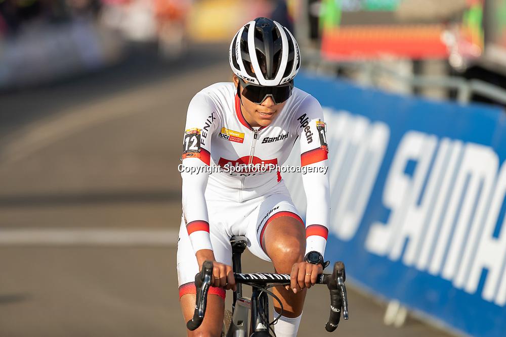 26-01-2020: Wielrennen: Wereldbeker Veldrijden: Hoogerheide <br />Ceylin Del Carmen Alvarado