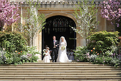 The wedding of Lady Gabriella Windsor and Mr Thomas Kingston at St George's Chapel, Windsor Castle on Saturday 18th May 2019. Attended by Her Majesty The Queen Elizabeth, accompanied by Members of the Royal Family. REF - MD EXPRESS SYNDICATION +44 (0)20 8612 7884/7903/7661 +44 (0)20 7098 2764 NO ONLINE MOBILE OR DIGITAL USE WITHOUT PRIOR PERMISSION *** Local Caption *** No digital use of this image unless agreed with Express Syndication or Licensed agent of Express prior to usage. Non cleared usage will be charged at treble space rates NO UK SALES FOR 28 DAYS. NO GETTY SALES. 18 May 2019 Pictured: The wedding of Lady Gabriella Windsor and Mr Thomas Kingston at St George's Chapel, Windsor Castle on Saturday 18th May 2019. Attended by Her Majesty The Queen Elizabeth, accompanied by Members of the Royal Family. REF - MD EXPRESS SYNDICATION +44 (0)20 8612 7884/7903/7661 +44 (0)20 7098 2764 NO ONLINE MOBILE OR DIGITAL USE WITHOUT PRIOR PERMISSION *** Local Caption *** No digital use of this image unless agreed with Express Syndication or Licensed agent of Express prior to usage. Non cleared usage will be charged at treble space rates NO UK SALES FOR 28 DAYS. NO GETTY SALES. Photo credit: Express Syndication / MEGA TheMegaAgency.com +1 888 505 6342