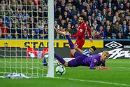 Huddersfield Town v Liverpool 201018