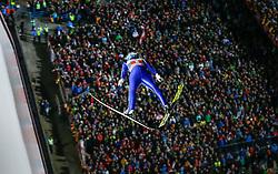 29.12.2015, Schattenbergschanze, Oberstdorf, GER, FIS Weltcup Ski Sprung, Vierschanzentournee, Bewerb, im Bild Michael Hayboeck (AUT) // Michael Hayboeck of Austria during his Competition Jump of Four Hills Tournament of FIS Ski Jumping World Cup at the Schattenbergschanze, Oberstdorf, Germany on 2015/12/29. EXPA Pictures © 2016, PhotoCredit: EXPA/ Peter Rinderer