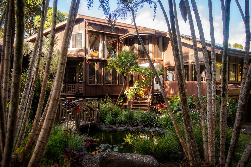 Paul Gotel's residence, Maui, Hawai'i