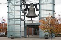 Freedom Bell in Newport Kentucky