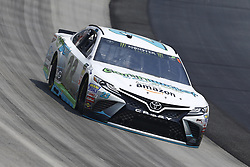 May 4, 2018 - Dover, Delaware, United States of America - Gray Gaulding (23) brings his car through the turns during practice for the AAA 400 Drive for Autism at Dover International Speedway in Dover, Delaware. (Credit Image: © Chris Owens Asp Inc/ASP via ZUMA Wire)