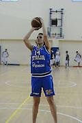 DESCRIZIONE : Roma Acqua Acetosa amichevole Nazionale Italia Donne<br /> GIOCATORE : Alice Richter<br /> CATEGORIA : tiro<br /> SQUADRA : Nazionale Italia femminile donne FIP<br /> EVENTO : amichevole Italia<br /> GARA : Italia Lazio Basket<br /> DATA : 27/03/2012<br /> SPORT : Pallacanestro<br /> AUTORE : Agenzia Ciamillo-Castoria/GiulioCiamillo<br /> Galleria : Fip Nazionali 2012<br /> Fotonotizia : Roma Acqua Acetosa amichevole Nazionale Italia Donne