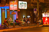 Bar girls, Chiang Mai, Northern Thailand