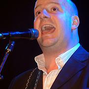 NLD/Amsterdam/20060312 - Uitreiking 3FM awards 2006, Optreden BLOF, Pascal Jacobsen