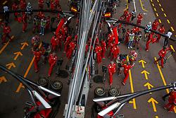 May 24, 2018 - Monte Carlo, Monaco - Motorsports: FIA Formula One World Championship 2018, Grand Prix of Monaco, ..Maurizio Arrivabene (ITA, Scuderia Ferrari) (Credit Image: © Hoch Zwei via ZUMA Wire)