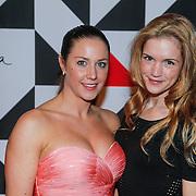 NLD/Amsterdam/20130322- Emma Fund Rasing avond 2013, Michelle Zijerveld en Marly van der Velden