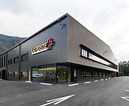 Le centre de tri de la Poste à Vétroz<br /> Le 10 septembre 2020 (La Poste/Olivier Maire)