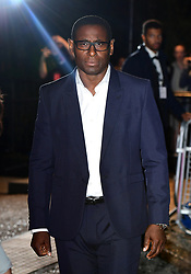 David Harewood attending the GQ Men of the Year Awards 2017 held at the Tate Modern, London.