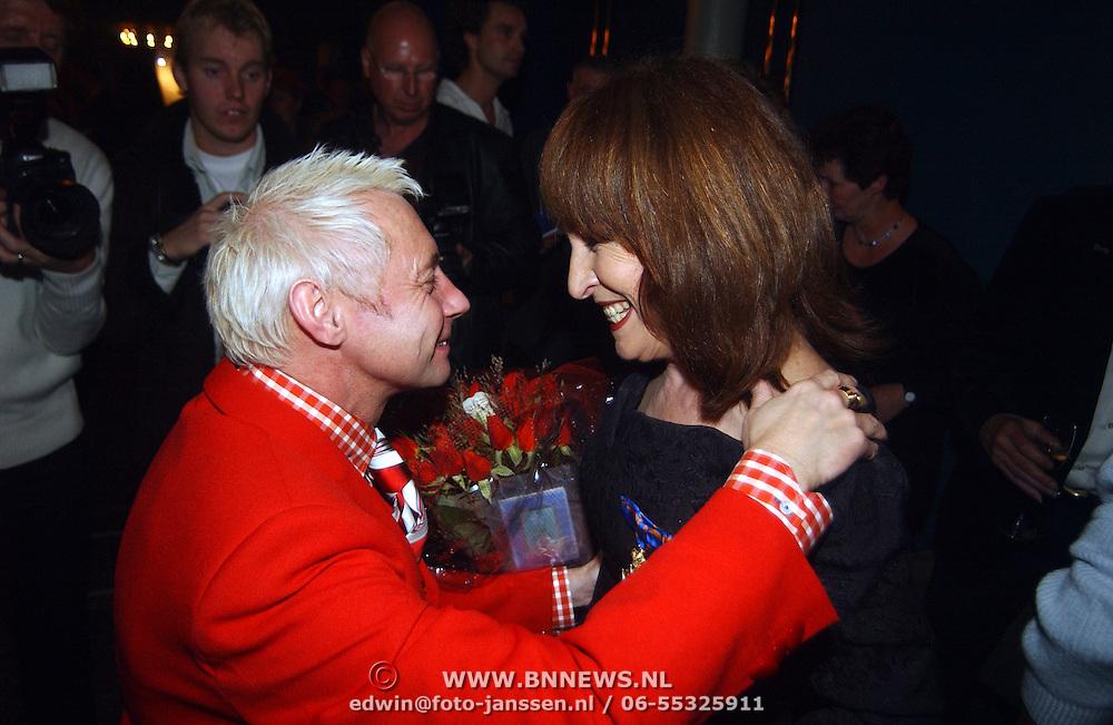 KO Liesbeth List, met Ronald van der Kolk
