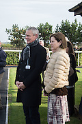PHILIPPA CLUNES; MARTIN CLUNES;  Side-Saddle Dash, Southern Spinal Injuries Trust charity Day. Wincanotn. 25 October 2015.