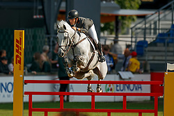 Alvarez Moya Sergio, (ESP), Carlo 273<br /> Team and 1th individual qualifier <br /> FEI European Championships - Aachen 2015<br /> © Hippo Foto - Dirk Caremans<br /> 19/08/15