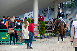 Von Bredow-Werndl Jessica, GER, Ferdinand BB<br /> CHIO Aachen 2021<br /> © Hippo Foto - Sharon Vandeput<br /> 17/09/21