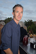 GEOFF DYER, Alex Shulman goodbye party. Dock Kitchen, Ladbroke Grove. London. 22 June 2017